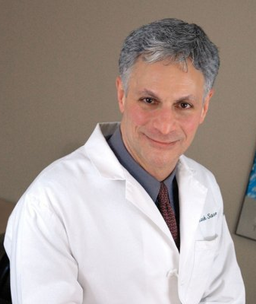 Image of Dr Saracino, chiropractic neurologic  specialist, in his office in King of Prussia, PA